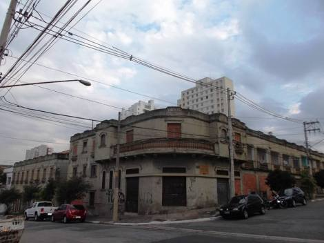 Vila Andrea Raucci — Foto: Luiz Carlos Bassi